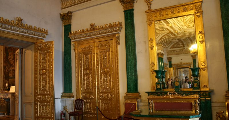 St Petersburg and The Winter Palace