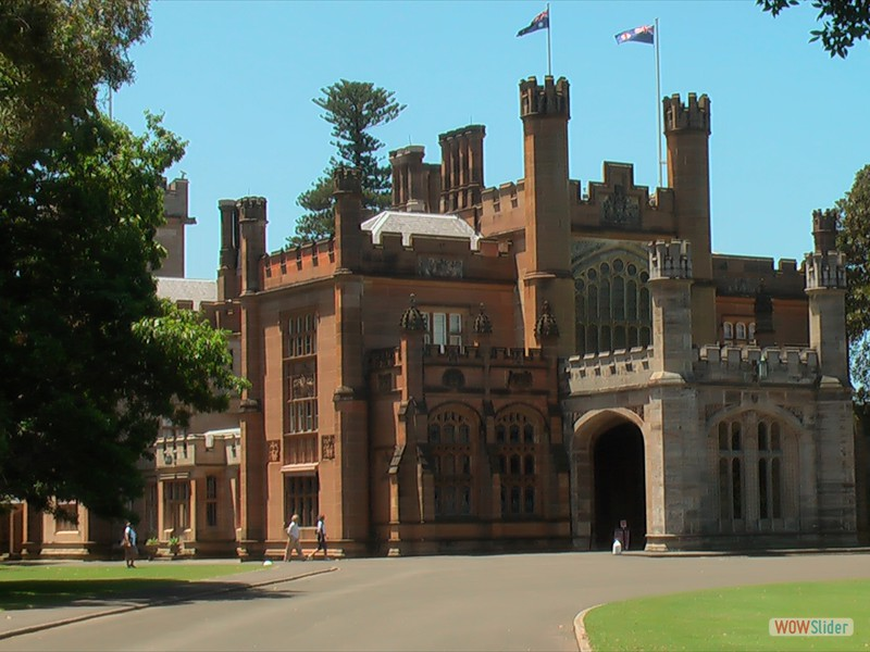 Government House - Sydney