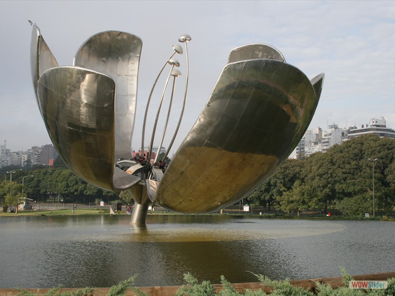 'The Flower' produced in 2002