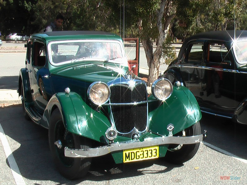 1935 Riley - Perth