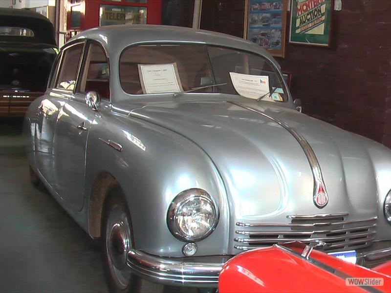 1952 Tatra T600 - York, WA