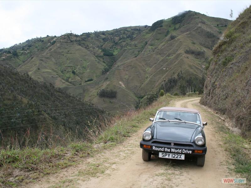 Pan American Highway!