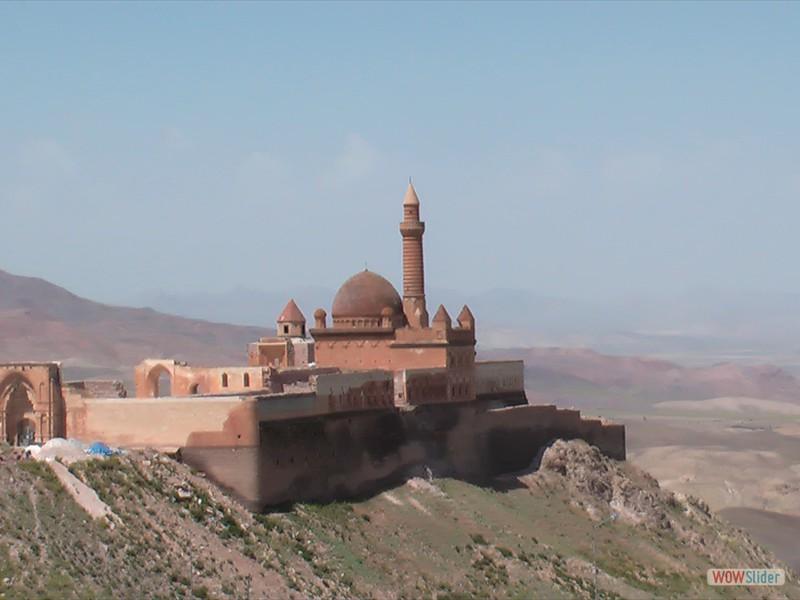 Ishak Pasha Sarayi - Turkey