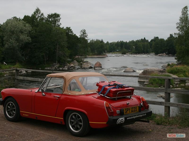 Kokonkoski River