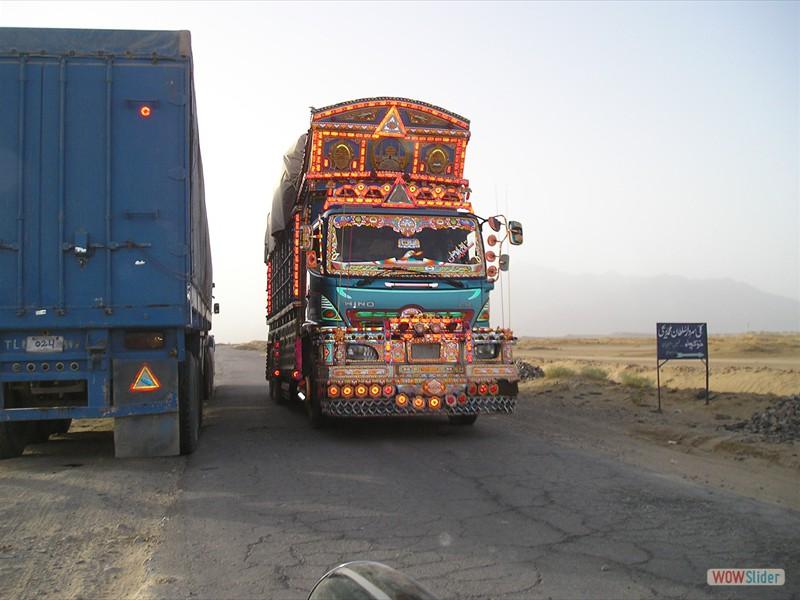 On Robbers Road - Pakistan