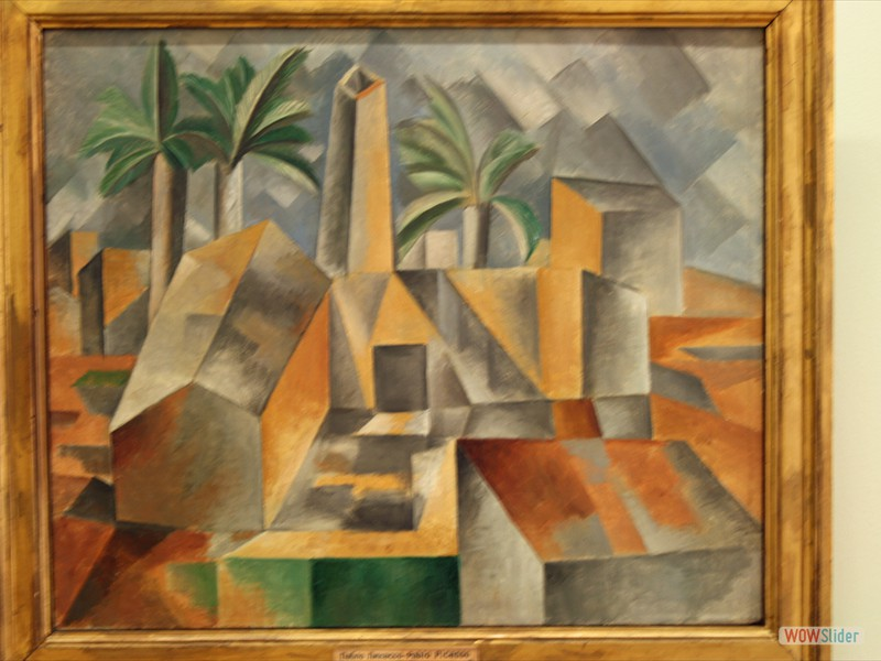 Picasso - Winter Palace